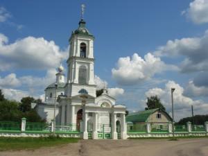 Богородицерождественский храм, д. Саурово